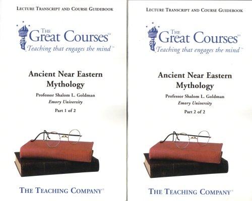 Ancient Near Eastern Mythology (vol 1 & vol 2)