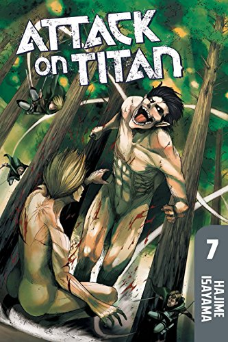 Attack on Titan Vol. 7 (English Edition)