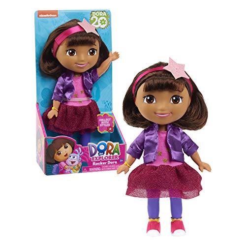 Dora the Explorer Adventure Doll - Rocker