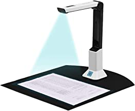 CABINAHOME Document Camera for Teachers Laptop, Portable High-Definition Scanner, Document Scanner with OCR Function, Aut...