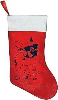 YISHOW Frenchie French Bulldog Bulldog Personalized Christmas Stocking