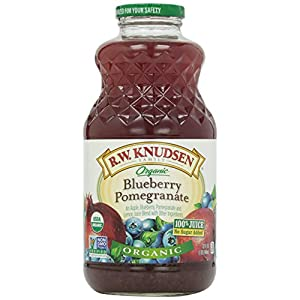Knudsen, Blueberry Pomegranate Juice, Organic, 1 Quart |