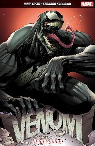 Venom 1: Homecoming UK ED