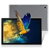 Tablet 10,1 Zoll, Blackview Tab8 Tablet 4GB RAM mit 64GB Speicher, 6580mAh Akku, 1920x1200 FHD IPS Display Android 10 Octa-Core Prozessor, 13MP+5MP Kamera, GPS, OTG, 4G Dual SIM Tablet PC (Grau)