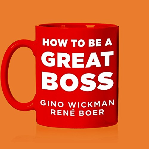 How to Be a Great Boss cover art