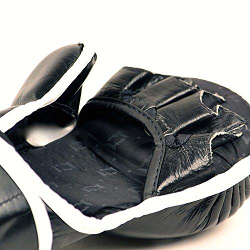 Fairtex MMA Gloves Ultimate Combat Gloves - FGV15 - BLACK (MEDIUM)