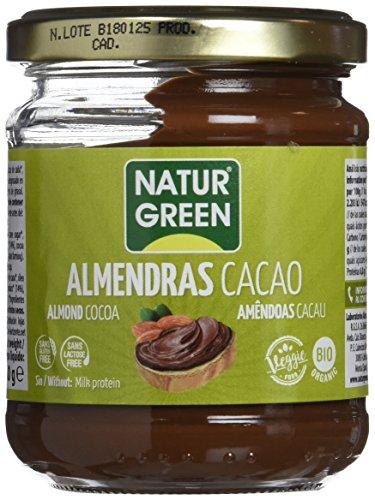 NaturGreen Almendras Cacao - 200 g