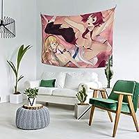 自然風景 キューティーハニー (3) 多機能 タペストリー インテリア 壁掛け おしゃれ 室内装飾タペストリー カバー カーテン ウォールアート 布ポスター カーテン カスタマイズ可能