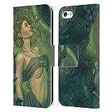 Head Case Designs sous Licence Officielle Tiffany Tito Toland-Scott Naissance Sirènes Coque en Cuir...