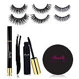Benols Beauty Magic Eyeliner and False Eyelash Kit for all occasions - Angelic Beauty