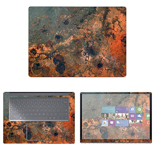 """Protective Decal Abstract Rock Formation Skin Sticker for Microsoft Surface Laptop 3 (15.6"""" Screen) case Cover wrap - decalrus MIlaptop3_15-149"""