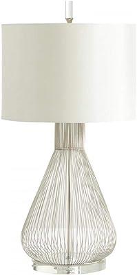 Adesso 3341-13 Hudson Floor Lamp, One Size, Dark Maple ...