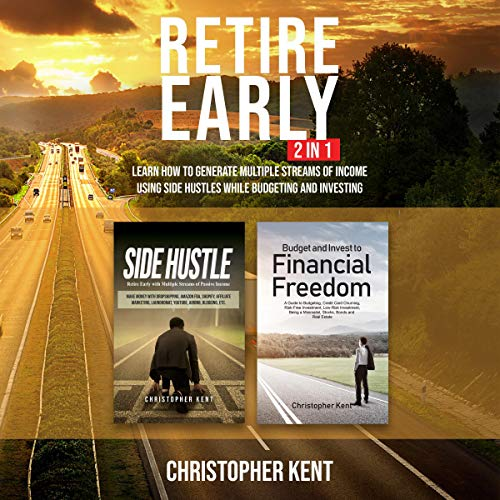 Retire Early - 2 in 1 audiobook cover art