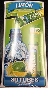 Zipfizz Zipfizz B12 Energy 30 Tubes Dietary Supplement  Net Wt 11.64 Ounce   11.64 Ounce