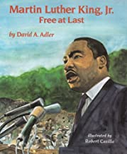 martin luther king jr free at last book