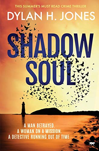 Shadow Soul: this summer's must-read crime thriller