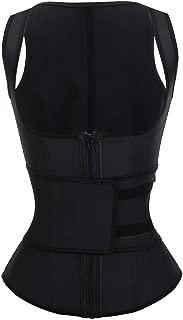 Women Waist Trainer Trimmer Slimming Belt Body Shaper Sauna Sweat Belly Waist Cincher for Weight Loss