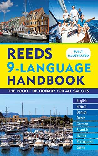 Reeds 9-Language Handbook: The pocket dictionary for all sailors (English Edition)
