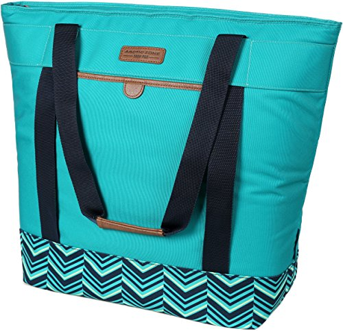 Arctic Zone Jumbo Hot/Cold Insulated Food Carrier, Teal