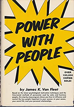Hardcover Power with People Book