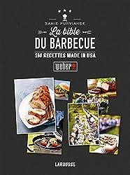 livre la bible du barbecue