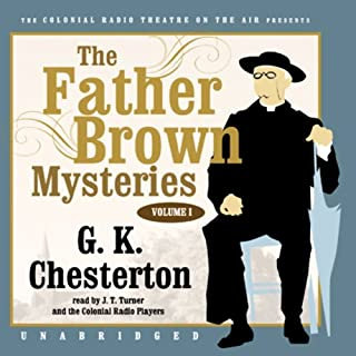 The Father Brown Mysteries, Volume 1 (Dramatized) cover art