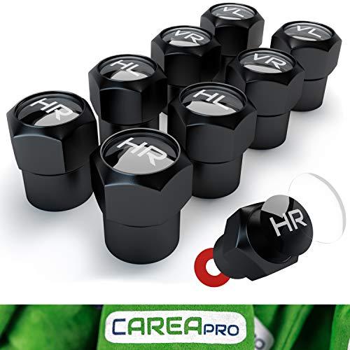CAREApro ® Ventilkappen Auto mit...