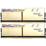 G.Skill Trident Z Royal F4-4266C19D-16GTRG memoria 16 GB DDR4 4266 MHz