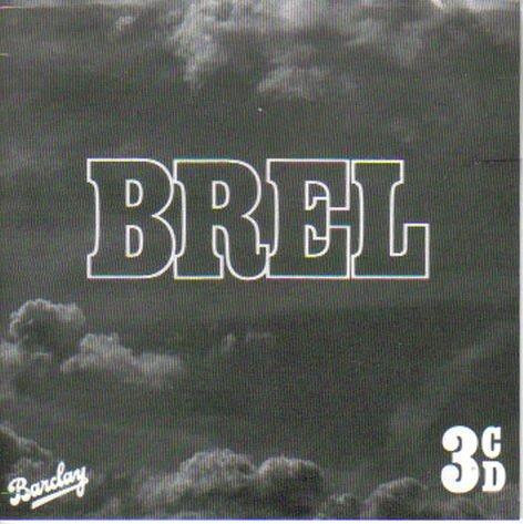 Jacques Brel - zweitausendundeins - 3 CD's