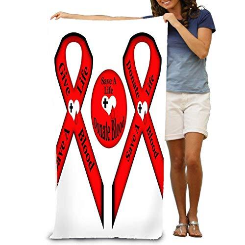Strandtuch Leben retten Geld Spenden Illustrierte Bänder Knopf Rot Schwarz Weiß Herzen Schwarz Tropfen Blut Transparente PNG-Datei