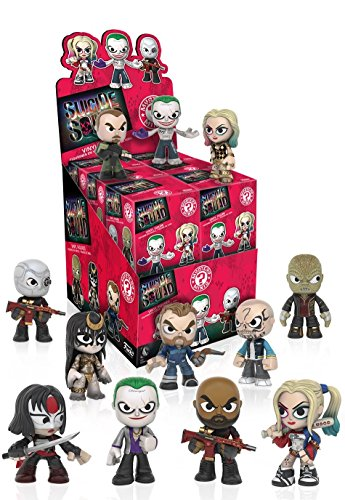 Funko - Figurine DC Heroes Suicide Squad Mystery Minis - 1 boite au hasard / one Random box - 0849803091149