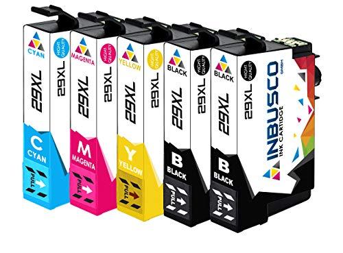 5x Drucker Patronen IBC für Epson PK 29 XL Expression Home XP 235 XP 245 XP247 XP332 XP342 XP345 XP 432 XP435 XP442 NEU