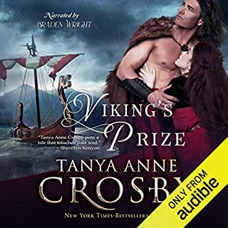 Viking's Prize audiobook cover art
