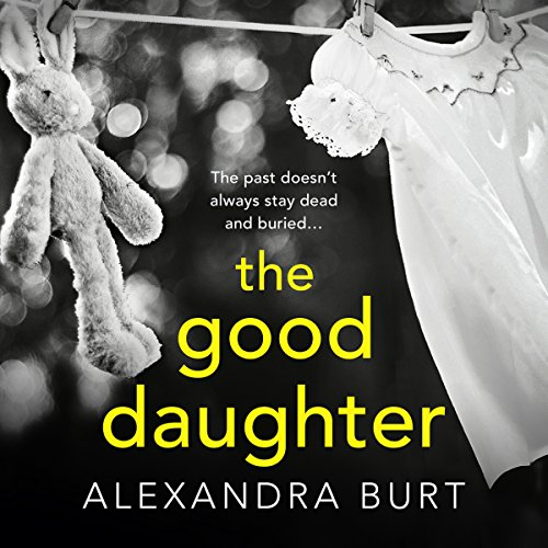 The Good Daughter audiobook cover art