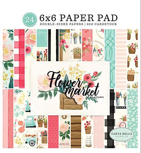 Brand New 20 Designs 10cm x 10cm 'Once Upon A Dream' Paper Design Pad