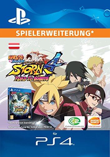 Naruto Storm 4 Road to Boruto Expansion Edition DLC [PS4 Download Code - österreichisches Konto]