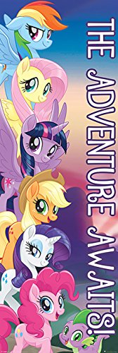 Believe Kinder Film Poster Movie My Little Pony Größe 61x91,5 cm