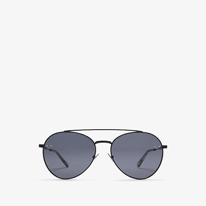 Bottega Veneta  BV0258S (Black) Fashion Sunglasses