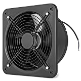 Mophorn Ventilateur D'aspiration Extracteur D'air Industriel Ventilateur Aspiration Ventilation (300mm)