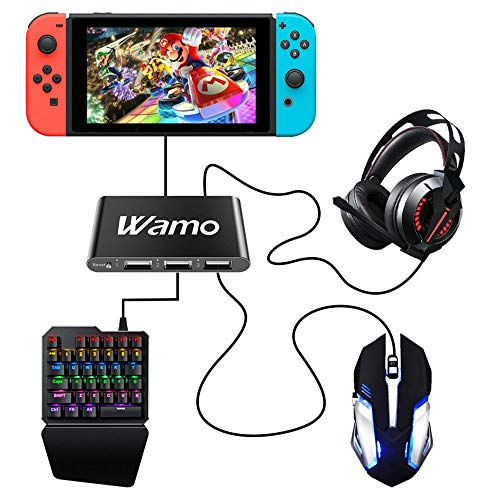 Wamo Keyboard And Mouse Adapter For Ps4 Buy Online In Malta At Desertcart