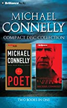 Michael Connelly CD Collection 3: The Poet, Blood Work by Michael Connelly(2014-09-16)
