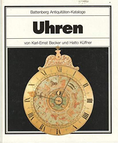 battenberg antiquitäten - kataloge: uhren.