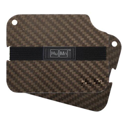 HuMn Wallet Carbon Fiber-One Size