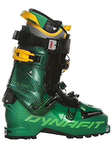 DYNAFIT Scarpe Sci di Rando Vulcan MS, Verde/Nero