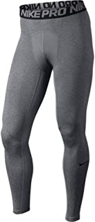 Men's Pro Tights,Carbon Heather/Black/Black,X-Large
