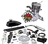 Best Bicycle Engine Kits - Zeda 80 Complete 80cc Bicycle Engine Kit Review