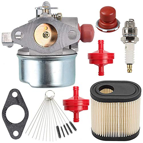 Wellsking 640350 Carburetor with Air Filter fit...