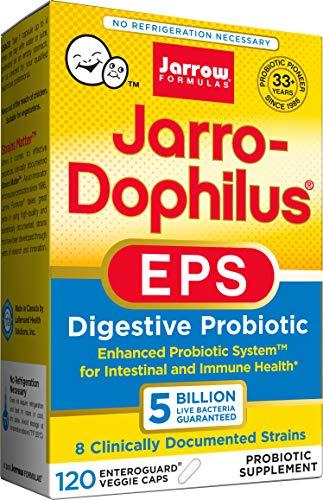 Jarrow EPS (Jarro-dophilus) (120 Vegetarian Capsules)