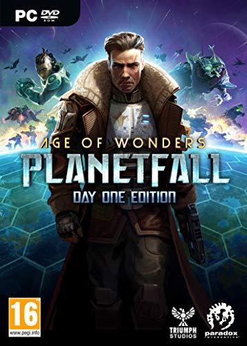 Koch Media Age of Wonders: Planetfall Day One Edition, PC vídeo - Juego (PC, PC, TBS (Turn Estrategia de Base), Modo multijugador, T (Teen))