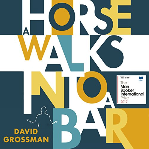 A Horse Walks into a Bar cover art